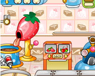My Ice Cream Factory online f�z�s j�t�k