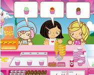The ice cream parlour ingyenes j�t�k